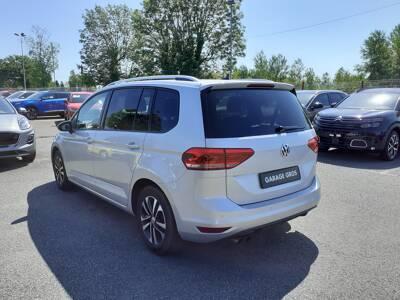 Voir la photo n°2 de la voiture d'occasion VOLKSWAGEN TOURAN — 2.0 TDI 150 DSG7 7pl United