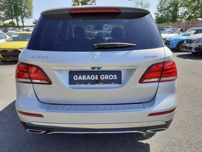Voir la photo n°4 de la voiture d'occasion MERCEDES CLASSE GLE — 250 d 9G-Tronic 4Matic