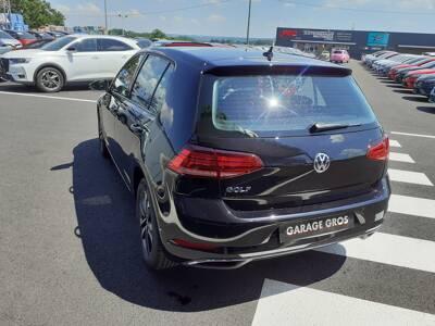 Voir la photo n°2 de la voiture d'occasion VOLKSWAGEN GOLF — 1.6 TDI 115 FAP BVM5 IQ.DRIVE