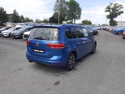 Voir la photo n°3 de la voiture d'occasion VOLKSWAGEN TOURAN — 2.0 TDI 150 7pl IQ.Drive