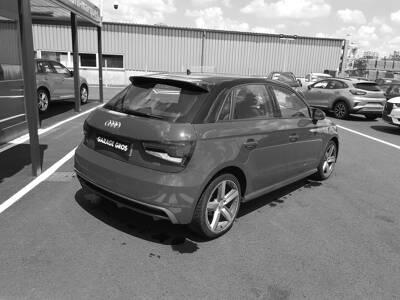 Voir la photo n°3 de la voiture d'occasion AUDI A1 SPORTBACK — 1.6 TDI 116 S line