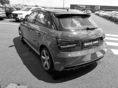 Voir la photo n°2 de la voiture d'occasion AUDI A1 SPORTBACK — 1.6 TDI 116 S line