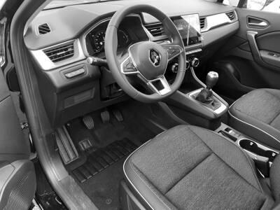 Voir la photo n°4 de la voiture 0KM RENAULT CAPTUR — TCe 130 FAP Intens