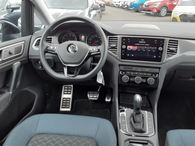 Voir la photo n°5 de la voiture d'occasion VOLKSWAGEN GOLF SPORTSVAN — 1.5 TSI 150 EVO DSG7 IQ.Drive