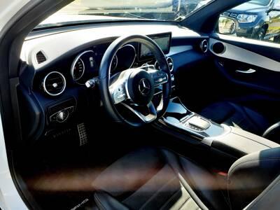 Voir la photo n°4 de la voiture d'occasion MERCEDES CLASSE GLC — 220 d 9G-Tronic 4Matic Launch Edition AMG Line