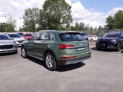 Voir la photo n°2 de la voiture 0KM AUDI Q5 — 35 TDI 163 S tronic 7 Design