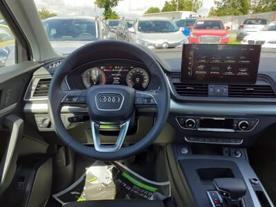 Voir la photo n°5 de la voiture 0KM AUDI Q5 — 35 TDI 163 S tronic 7 Design