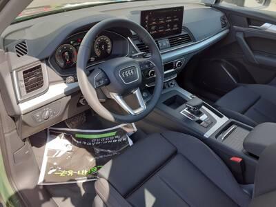 Voir la photo n°4 de la voiture 0KM AUDI Q5 — 35 TDI 163 S tronic 7 Design
