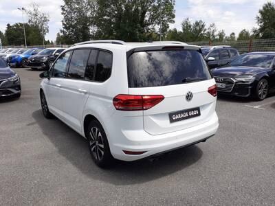 Voir la photo n°2 de la voiture d'occasion VOLKSWAGEN TOURAN — 2.0 TDI 150 7pl IQ.Drive