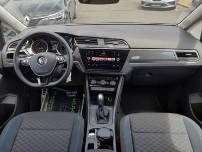 Voir la photo n°5 de la voiture d'occasion VOLKSWAGEN TOURAN — 2.0 TDI 150 7pl IQ.Drive