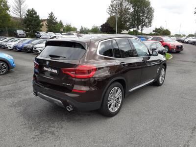 Voir la photo n°3 de la voiture d'occasion BMW X3 G01 — xDrive20d 190ch BVA8 Luxury