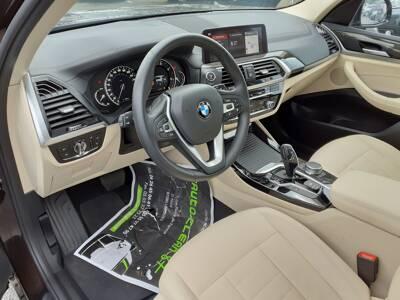 Voir la photo n°4 de la voiture d'occasion BMW X3 G01 — xDrive20d 190ch BVA8 Luxury