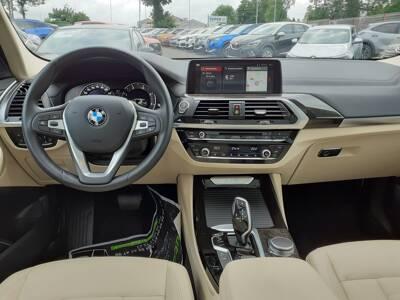 Voir la photo n°5 de la voiture d'occasion BMW X3 G01 — xDrive20d 190ch BVA8 Luxury