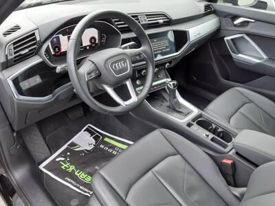 Voir la photo n°4 de la voiture d'occasion AUDI Q3 — 35 TDI 150 ch S tronic 7 Design Luxe