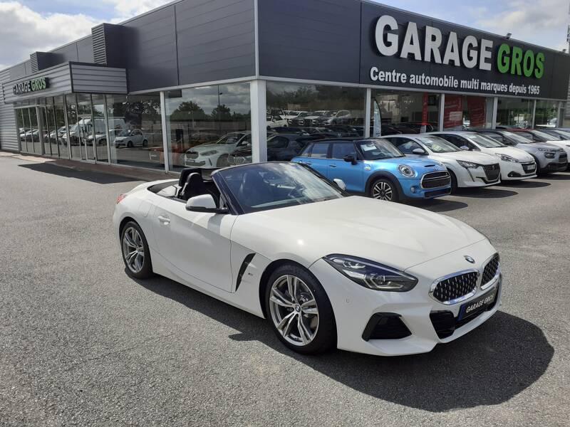 Voir la photo n°1 de la voiture d'occasion BMW Z4 G29 — sDrive 20i 197 ch BVA8 M Sport
