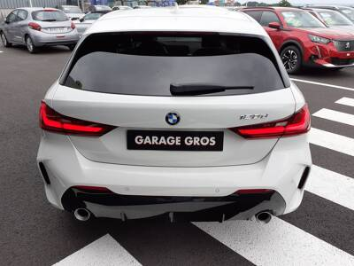 Voir la photo n°4 de la voiture d'occasion BMW SERIE 1 F40 — 120d 190 ch BVA8 M Sport