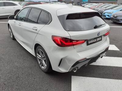 Voir la photo n°2 de la voiture d'occasion BMW SERIE 1 F40 — 120d 190 ch BVA8 M Sport