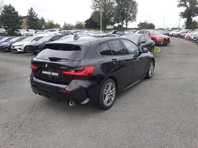 Voir la photo n°3 de la voiture d'occasion BMW SERIE 1 F40 — 120d 190 ch BVA8 M Sport