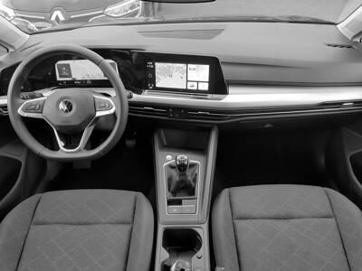 Voir la photo n°5 de la voiture d'occasion VOLKSWAGEN GOLF — 2.0 TDI SCR 115 BVM6 Life 1st