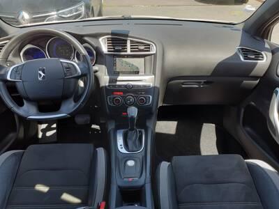 Voir la photo n°5 de la voiture d'occasion DS DS4 — BlueHDi 180 S&S EAT6 Connected Chic