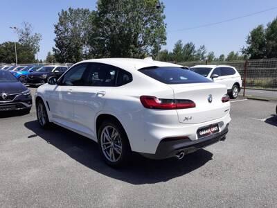 Voir la photo n°2 de la voiture d'occasion BMW X4 G02 — xDrive30d 286 ch BVA8 M Sport