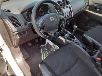 Voir la photo n°4 de la voiture d'occasion CITROEN C4 AIRCROSS — HDi 115 S&S 4x2 Confort
