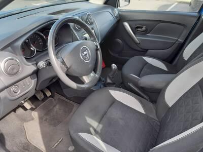Voir la photo n°4 de la voiture d'occasion DACIA SANDERO — 1.5 dCi 90 E6 Stepway Prestige
