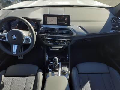 Voir la photo n°5 de la voiture d'occasion BMW X3 G01 — xDrive30d 286ch BVA8 M Sport