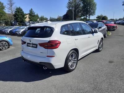 Voir la photo n°3 de la voiture d'occasion BMW X3 G01 — xDrive30d 286ch BVA8 M Sport