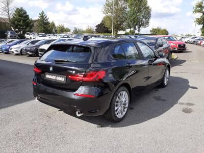 Voir la photo n°3 de la voiture d'occasion BMW SERIE 1 F40 — 118d 150 ch BVA8