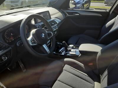 Voir la photo n°4 de la voiture d'occasion BMW X3 G01 — xDrive30d 286ch BVA8 M Sport