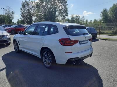 Voir la photo n°2 de la voiture d'occasion BMW X3 G01 — xDrive30d 286ch BVA8 M Sport