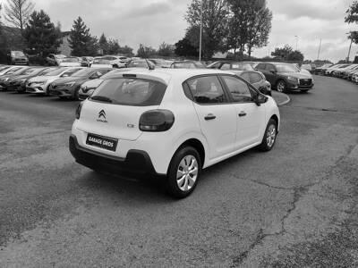 Voir la photo n°3 de la voiture d'occasion CITROEN C3 — BlueHDi 75 S&S Live