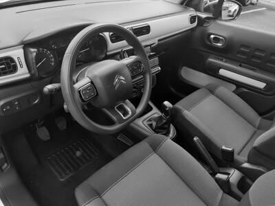 Voir la photo n°4 de la voiture d'occasion CITROEN C3 — BlueHDi 75 S&S Live