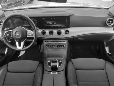 Voir la photo n°5 de la voiture d'occasion MERCEDES CLASSE E — 220 d 9G-Tronic Sportline