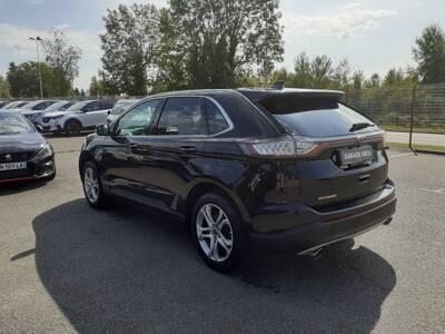 Voir la photo n°2 de la voiture d'occasion FORD EDGE — 2.0 TDCi 180 BVM6 Intelligent AWD Titanium