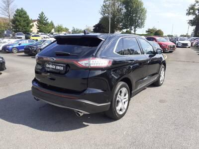 Voir la photo n°3 de la voiture d'occasion FORD EDGE — 2.0 TDCi 180 BVM6 Intelligent AWD Titanium