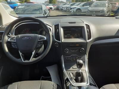Voir la photo n°5 de la voiture d'occasion FORD EDGE — 2.0 TDCi 180 BVM6 Intelligent AWD Titanium