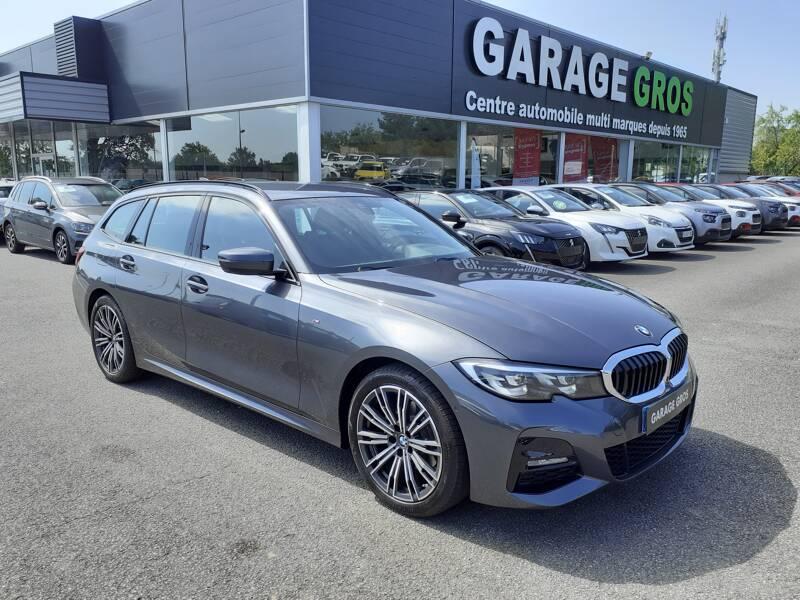 Voir la photo n°1 de la voiture d'occasion BMW SERIE 3 TOURING G21 — Touring 320d xDrive 190 ch BVA8 M Sport