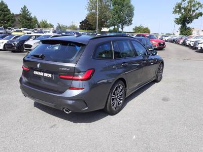 Voir la photo n°3 de la voiture d'occasion BMW SERIE 3 TOURING G21 — Touring 320d xDrive 190 ch BVA8 M Sport
