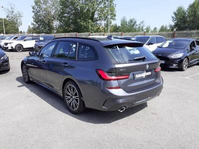 Voir la photo n°2 de la voiture d'occasion BMW SERIE 3 TOURING G21 — Touring 320d xDrive 190 ch BVA8 M Sport