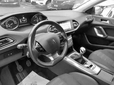 Voir la photo n°4 de la voiture d'occasion PEUGEOT 308 BUSINESS — BlueHDi 130ch S&S BVM6 Allure Business