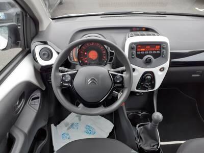 Voir la photo n°5 de la voiture d'occasion CITROEN C1 — PureTech 82 Feel Edition