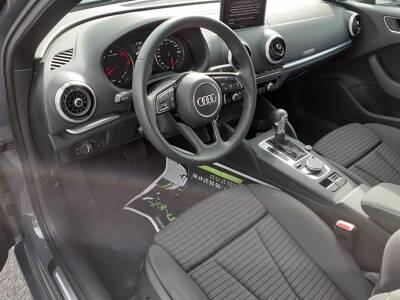 Voir la photo n°4 de la voiture d'occasion AUDI A3 SPORTBACK — 40 TDI 184 S tronic 7 Quattro Sport