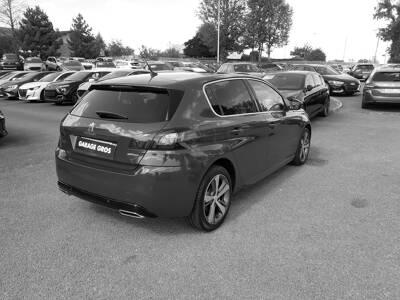 Voir la photo n°3 de la voiture d'occasion PEUGEOT 308 — 1.6 BlueHDi 120ch S&S BVM6 GT Line