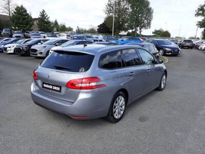 Voir la photo n°3 de la voiture d'occasion PEUGEOT 308 SW — BlueHDi 130ch S&S BVM6 Style