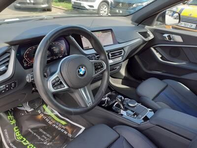 Voir la photo n°4 de la voiture d'occasion BMW SERIE 1 F40 — 118d 150 ch BVA8 M Sport
