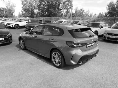 Voir la photo n°2 de la voiture d'occasion BMW SERIE 1 F40 — 118d 150 ch BVA8 M Sport