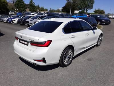 Voir la photo n°3 de la voiture d'occasion BMW SERIE 3 G20 — 318d 150 ch BVA8 Luxury