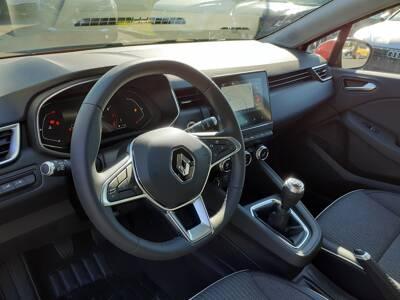 Voir la photo n°4 de la voiture 0KM RENAULT CLIO V — TCe 90 Intens